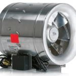 Can-Fan Max-Fan — 18 inch – 3665 CFM – 240V