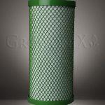 """GrowoniX Coconut Carbon Filter€"""" White Block 4510 CC"""