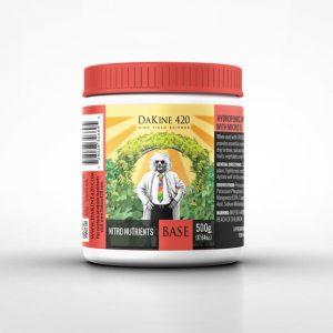 dakine_420_nitro_nutrients_base_-_500_g_6695_vegetative_fertilizer_larger_buds_trace_minerals_npk_balanced