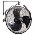 dbpwf618_durabreeze_wall_mount_metal_pro_fan_18_inch