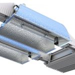 Nanolux DE Double Ended Dual Fixture 1200W (600×2)