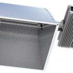 Nanolux DE 4×4 Complete Fixture 120/240V 1000W
