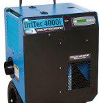Dri-Eaz DriTec 4000i Desiccant Dehumidifier – 118 Pints/day