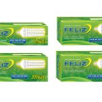 Feliz Fluorescent Grow Lamp – 300W Blue 6500K