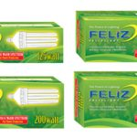 Feliz Fluorescent Grow Lamp – 125W Red 2700K