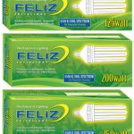 Feliz Fluorescent Grow Lamp – 125W Blue 6500K