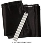 Gorilla Grow Tent – LITE LINE – 1FT Height Extension Kit 2 x 2.5