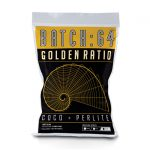Batch:64 Golden Ratio – Coco and Perlite Media- 2 Cubic Feet
