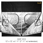 Gorilla Grow Tent 12′ x 12′ *DISCONTINUED*
