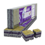 Grodan Stonewool Delta Starter Mini-Blocks — 2 inch x 2 inch x 1.5 inch