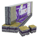 Grodan Stonewool Starter Mini-Blocks 1.5 x 1.5 x 1.5 Case of 50 Sleeves (Sleeve = 45 Blocks, Total Case Count = 2250 Blocks)