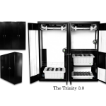 SuperCloset Trinity 3.0 Grow Boxes