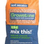 Growstone GS-2 Mix This! Soil Aerator – 1.5 cu ft