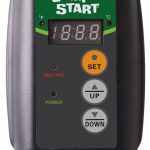 Jump Start Digital Temperature Controller Thermostat for Heat Mat
