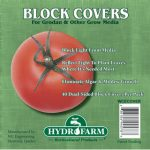 6 inch Rockwool Block Cover, pack of 40