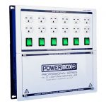 PowerBox HID Lighting Controller Pro 208V/240V Single Phase – L1, L2, Gnd