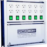 PowerBox HID Lighting Controller Pro 208V/240V 3-Phase – L1, L2, L3, Gnd