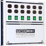 PowerBox HID Lighting Controller Pro 480V/277V 3-Phase – L1, L2, L3, N, Gnd