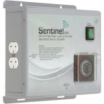 Sentinel HPLC-4T High Power Lighting Controller 4 Outlet with Integrated Timer
