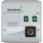 Sentinel HPLC-8T High Power Lighting Controller 8 Outlet with Integrated Timer