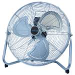 Hurricane Metal Floor Fan 20 in *DISCONTINUED*