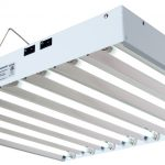 EnviroGro T5 2FT 8 Tube Fixture w/ Bulbs