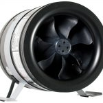 Ram Fan 8 inch Inline Fan 660 CFM *DISCONTINUED*