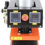 Best Value Vacs Pneumatic Rosin Heat Press Dual Element Heating (8″x6″)