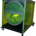 Mean Green Trimming Machine IR20GT 20 inch Iridescant Dry Trimmer *DISCONTINUED*