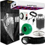Kind L450 LED Gorilla Grow Room Package – 2 x 4