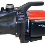 Leader Ecojet 120 3/4 HP 1 – 115 Volt – 960 GPH Water Pump