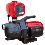 Leader Ecotronic 130 1 HP Jet Pump – 1260 GPH Water Pump