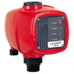 Leader Hydrotronic Red 25 PSI Pump Controller