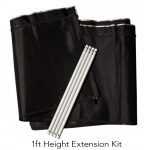 Gorilla Grow Tent – LITE LINE – 1FT Height Extension Kit