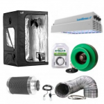 Lumigrow Pro 650 LED Grow Room Package – 5 x 5