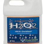 H2O2 Hydrogen Peroxide 29% – 1L, case of 12