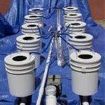 PowerFlow DWC Hydroponic System – 10 bucket