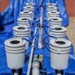 PowerFlow DWC Hydroponic System – 12 bucket