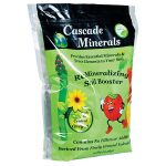 Cascade Minerals Remineralizing Soil Booster – Compare to Azomite *DISCONTINUED*