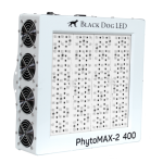 Black Dog LED – PhytoMAX-2 400W Grow Light