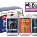 Bigger Yields Professional Bundle 1L- Advanced Nutrients