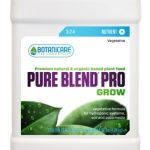Botanicare Pure Blend Pro Grow Formula 3-2-4