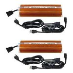 Quantum 1000w Digital Dimmable Electronic Ballast 2- Pack