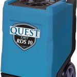 Quest Dry RDS 10 Dehumidifier – 80 Pints per day