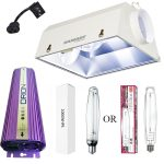 Basic 1000W Complete Lighting Package – 6 Inch