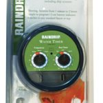 Raindrip Analog Electronic Water Timer