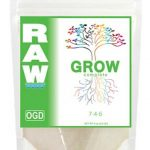 RAW Grow All-In-One Nutrient 7-4-5 — 2 lb