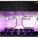SuperCloset LED SuperRoom 9×9 Grow Room Package