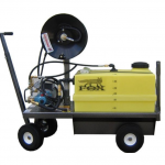 Siebring Fox Sprayer 35 gal Electric