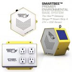 SmartBee Premier Environmental Base System (The Hive + LTH/CO2 sensor + Smart Strip 4)